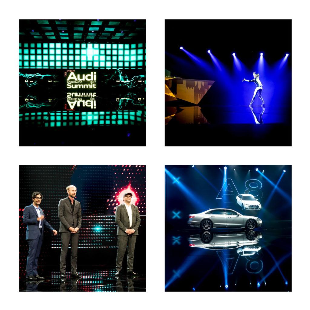 Audi Summit 2017 Barcelona