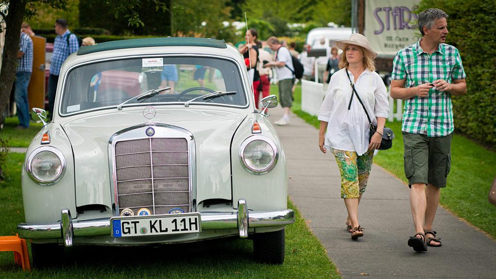 Classic Days Schloß Dyck 2014