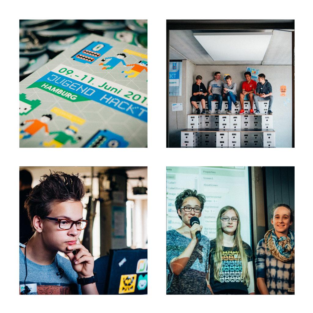 Jugend hackt Hamburg 2017