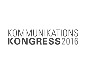 Kommunikationskongress 2016