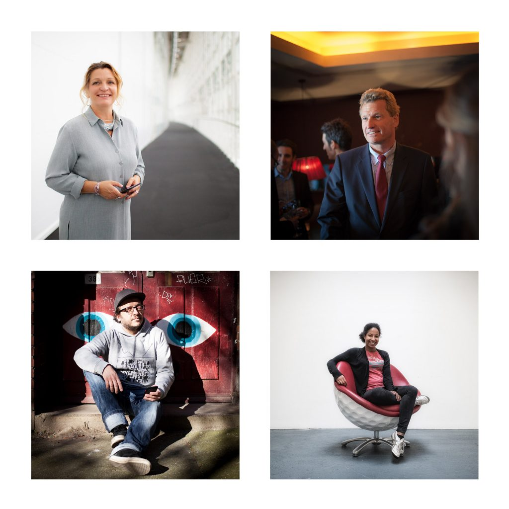 Business Portraits von Sandra Schink